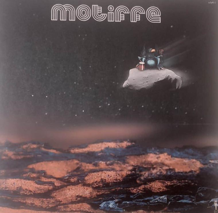 MOTTIFE   -ST (1973 King Crimson style prog)  LP