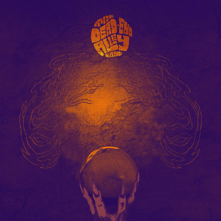 DEAD END ALLEY BAND   -STORMS (Peruvian heavy psych)  CD