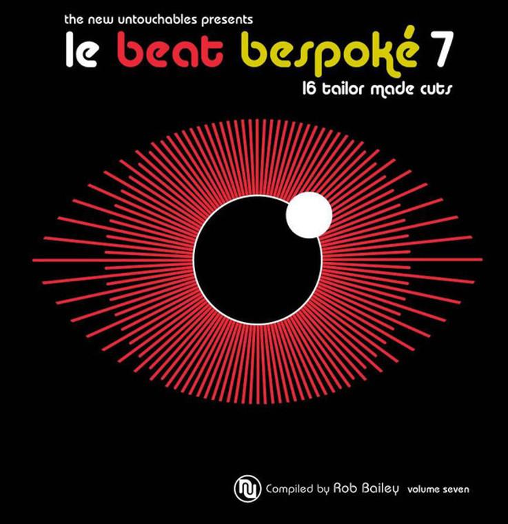 BEAT BESPOKE   - VA  Vol 7 ( 60s  mod freakbeat trendsetters) COMP CD