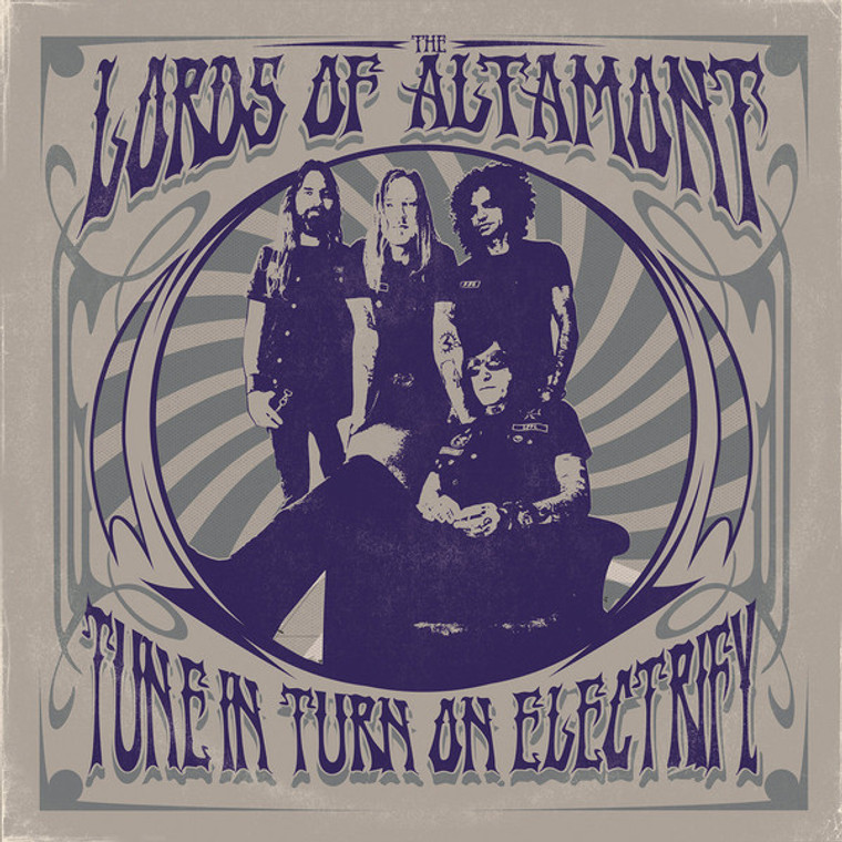 LORDS OF ALTAMONT   -TUNE IN, TURN ON, ELECTRIFY!(MC5, Stooges and Chambers Brothers style) CD