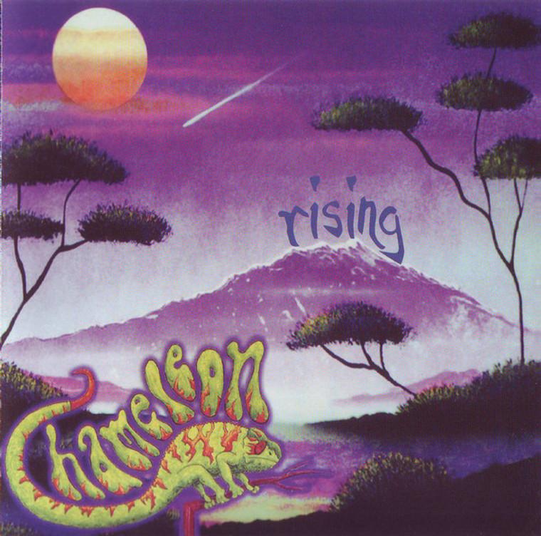 CHAMELEON  - Rising (70s Texas prog ) CD