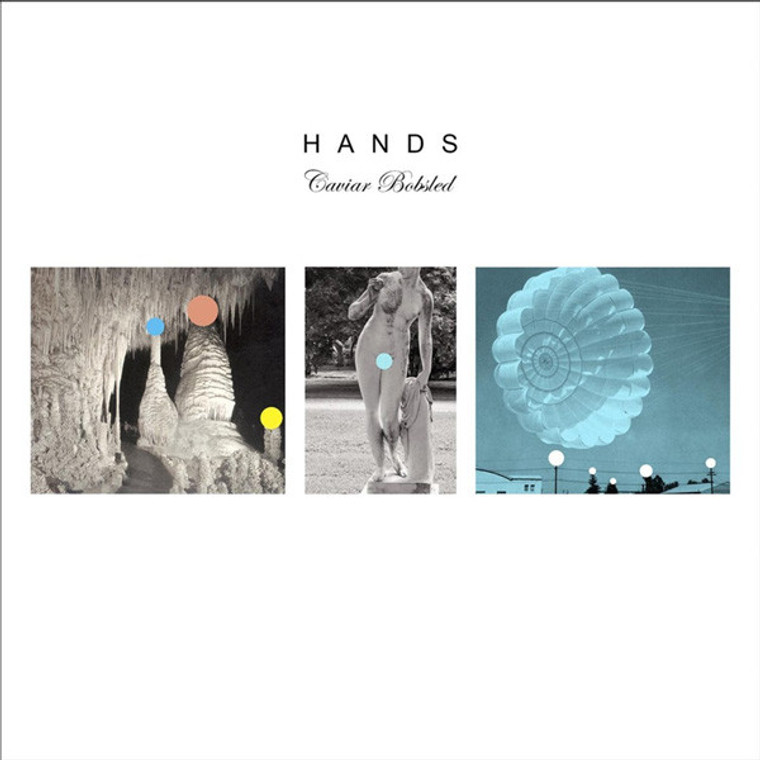 HANDS   -Caviar Bobsled (70s style prog)  CD