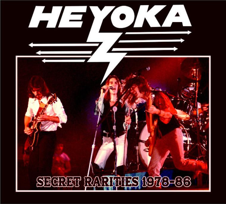 HEYOKA  - Secret Rarities 1978-86 -  CD