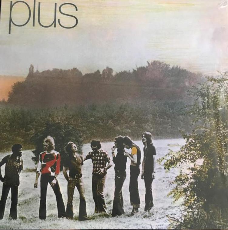PLUS   -ST (Belgian jazz-funk-rock LP from 1972) CLEAR VINYL LP