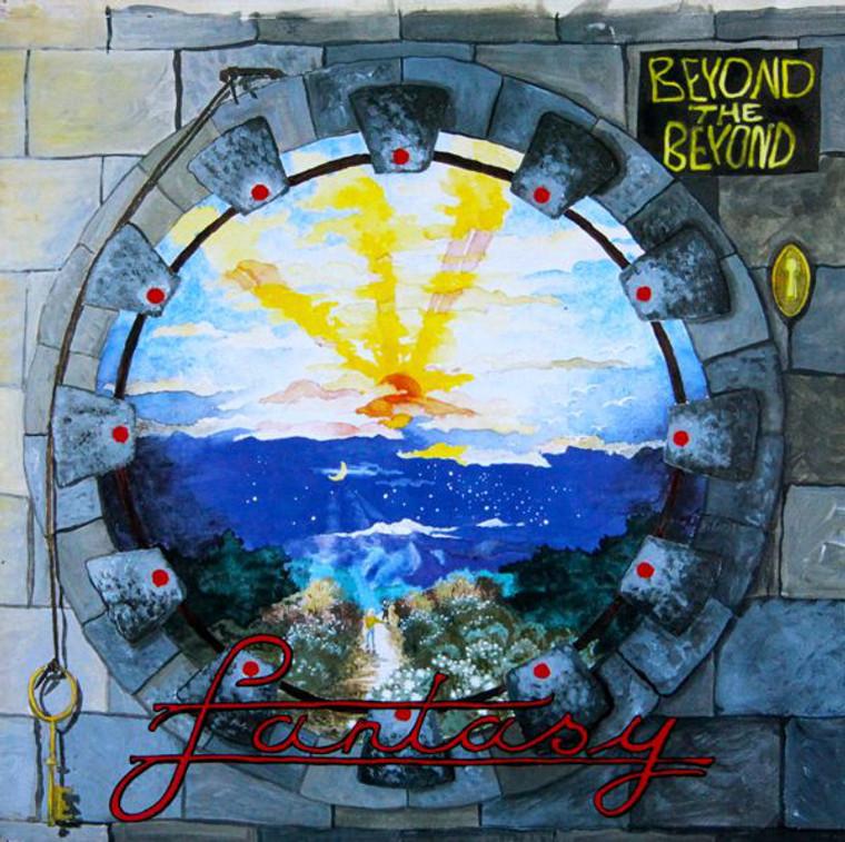 FANTASY   - BEYOND THE BEYOND (1974 ultimate lost UK prog )  LP