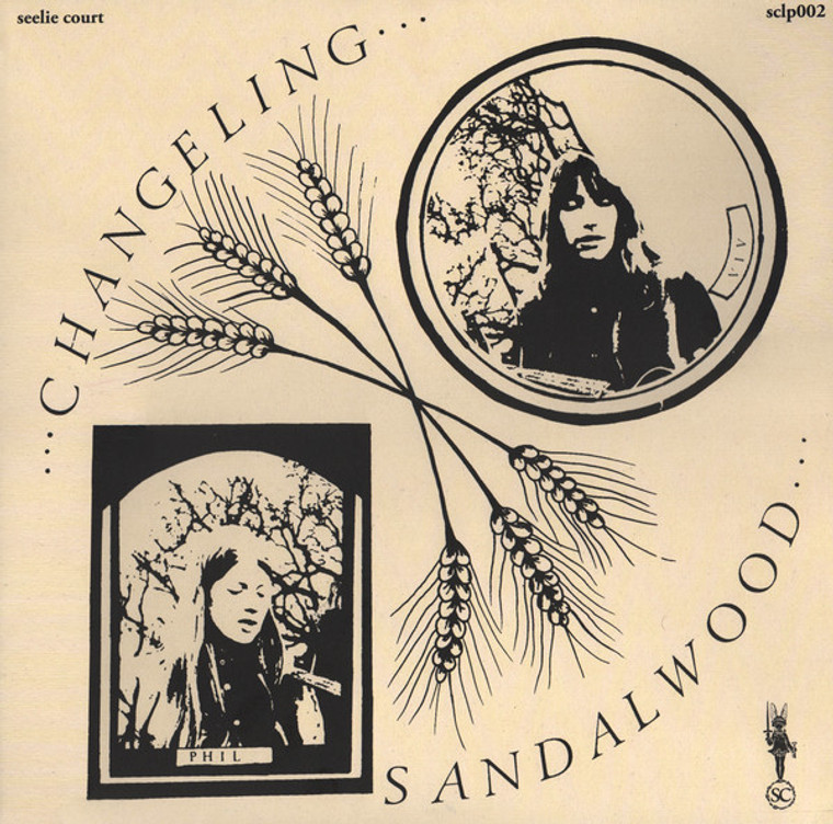 SANDALWOOD  -CHANGELING(1971 folk /rock holy grail)-CD