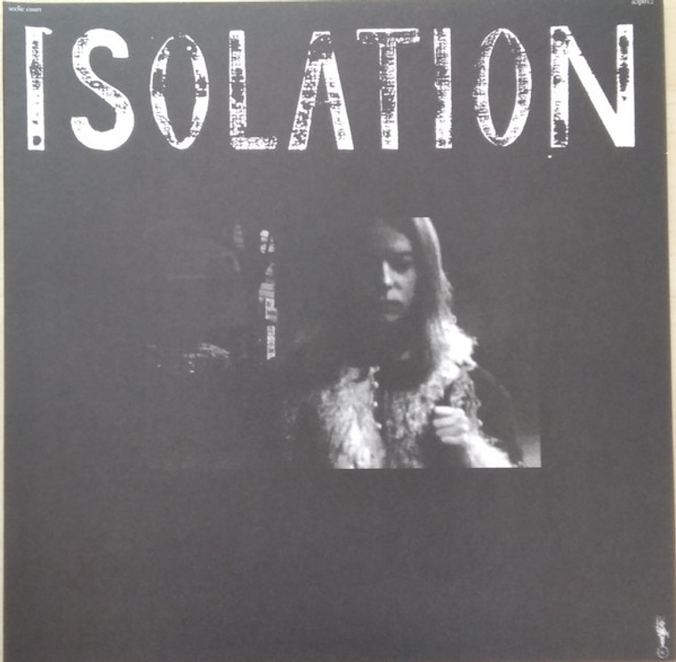 ISOLATION   -ST with DVD   LP