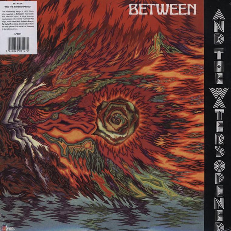 BETWEEN  -And The Waters Opened (1972 Krautrock)  LP