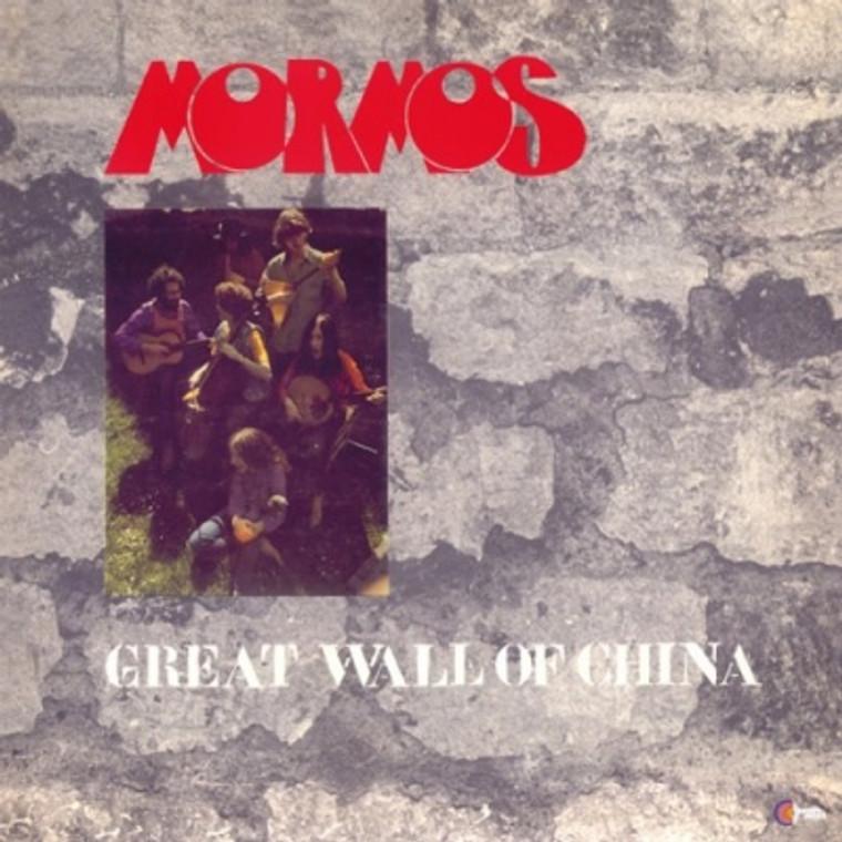 "MORMOS   -The Great Wall of China plus 7"" (1972 acid folk)   LP"