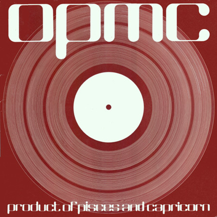 O.P.M.C. -Product of Pisces and Capricorn (1971 rock with insert) LP