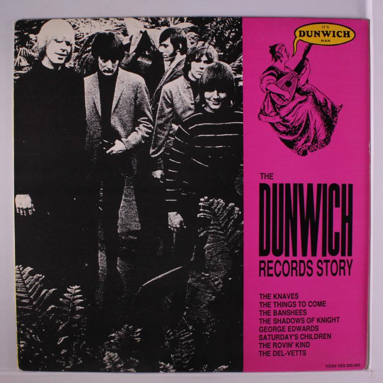 DUNWICH STORY- VA  LAST COPIES!  60s  GARAGE COMP LP