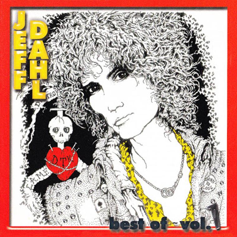 DAHL, JEFF   - Best of Vol 1   SALE  (Stooges/ Dead Boys style  ) promo copies-    CD