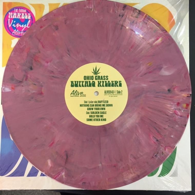 BUFFALO KILLERS  - Ohio Grass(STONER PSYCH) LTD ED MARBLE VINYL!   LP