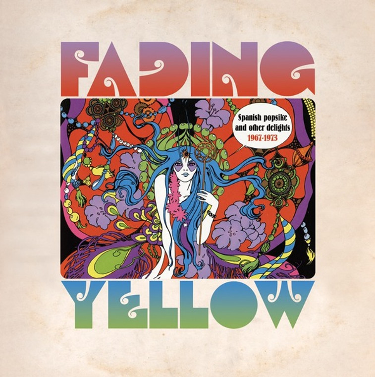 FADING YELLOW # 14  Spanish Popsike and Other Delights -67-73-COMPCD