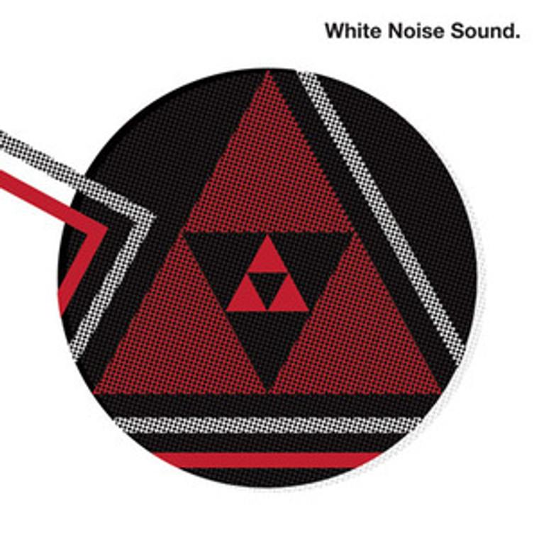 WHITE NOISE SOUND  - St - w Pete Kember of Spacemen 3-   Ltd ed. of 200 on RED VINYL  LAST COPIES!  LP
