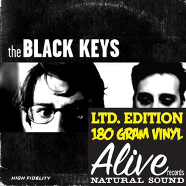 BLACK KEYS - The Big Come Up  THEIR FIRST LP! 180 gram LP