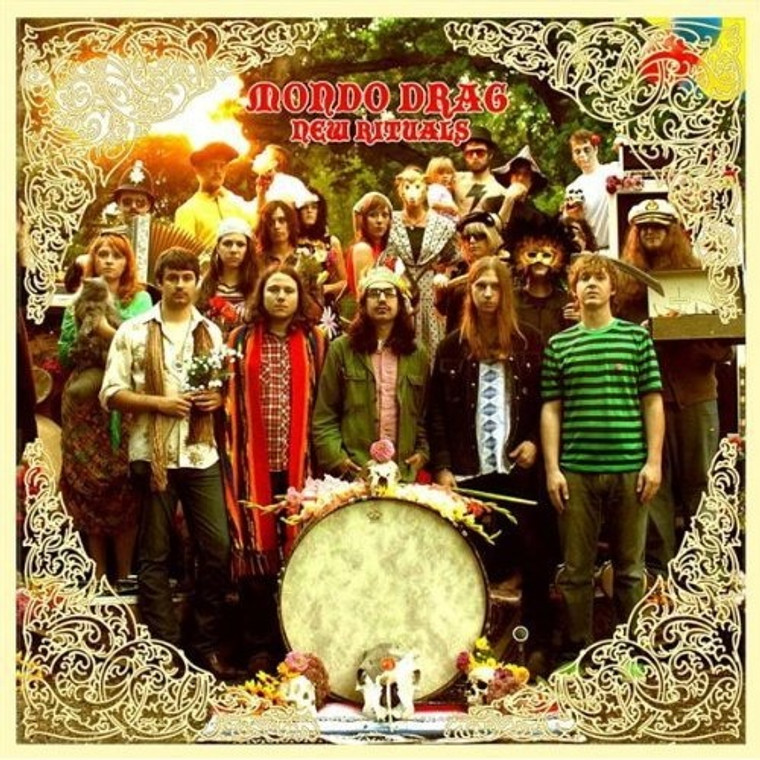 MONDO DRAG -New Rituals (Radio Moscow related psych stoner rock) CD