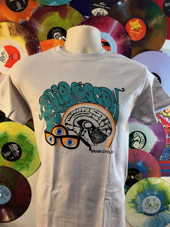 RADIO MOSCOW - Brain Cycles - T Shirt