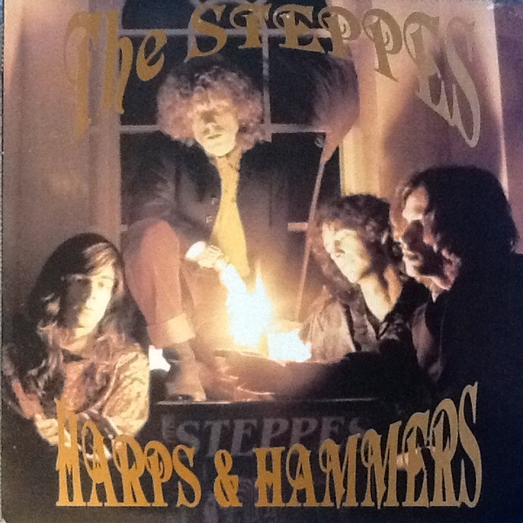 STEPPES - Harps & Hammers  LAST COPIES! (early pressing of great 60s style psych garage) LP