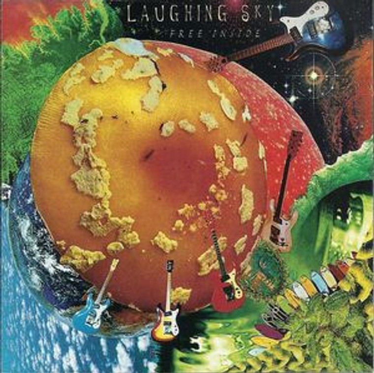 LAUGHING SKY -Free Inside (Great 80s obscure NY acid rock /garage /surf / psych) LAST COPIES! CD