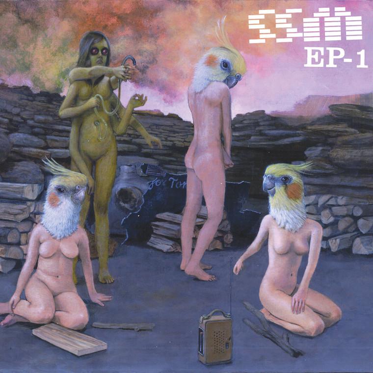 SSM- EP-1  (w.Dan from the BLACK KEYS on guitar! )EPCD