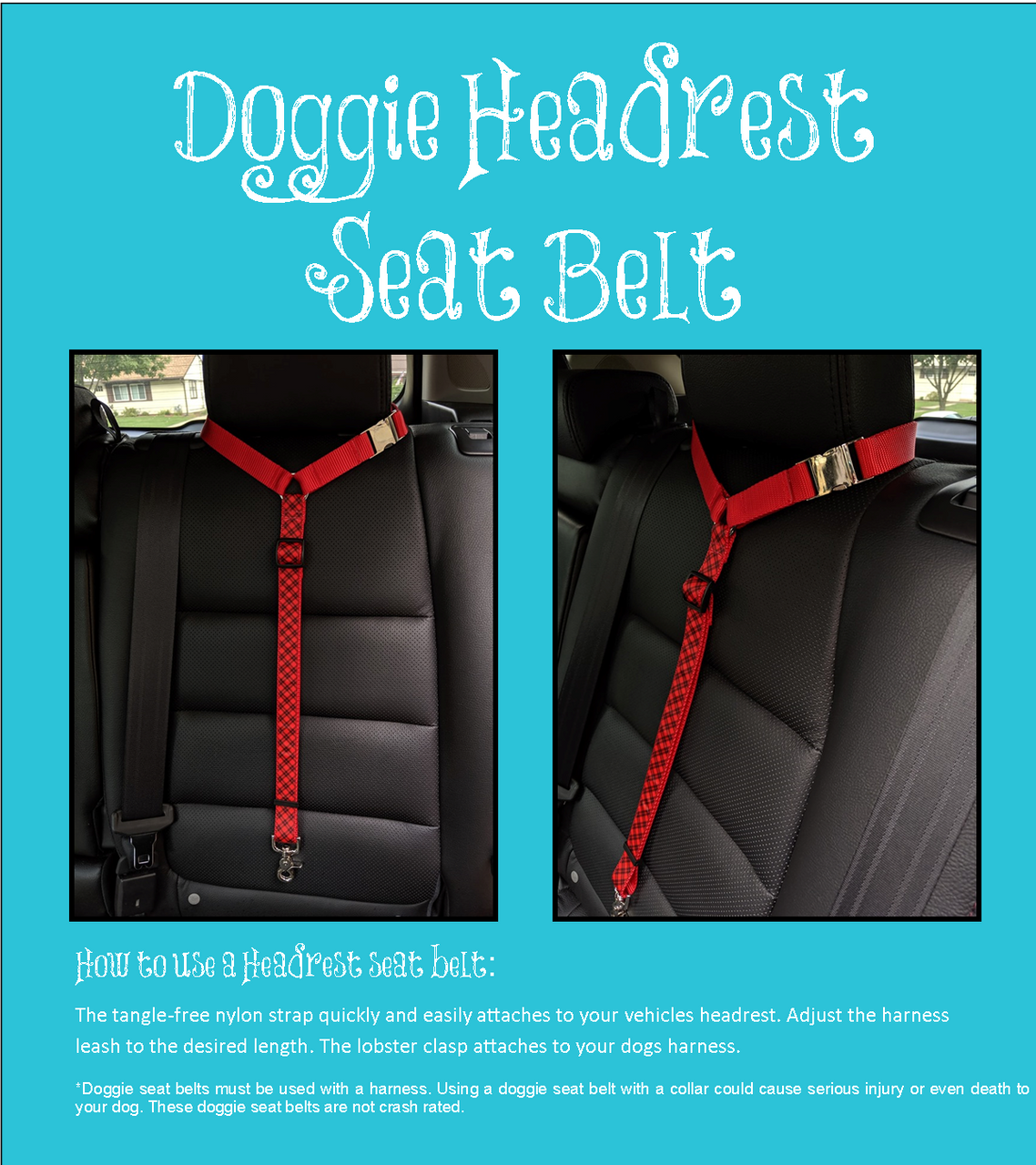 Headrest Attachment