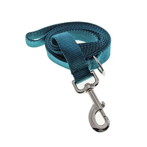 Teal leash  (Large)