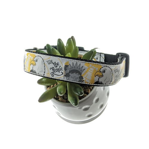 We the People Dog Collar (Large)