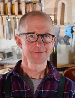 Bob Spetz, Luthier