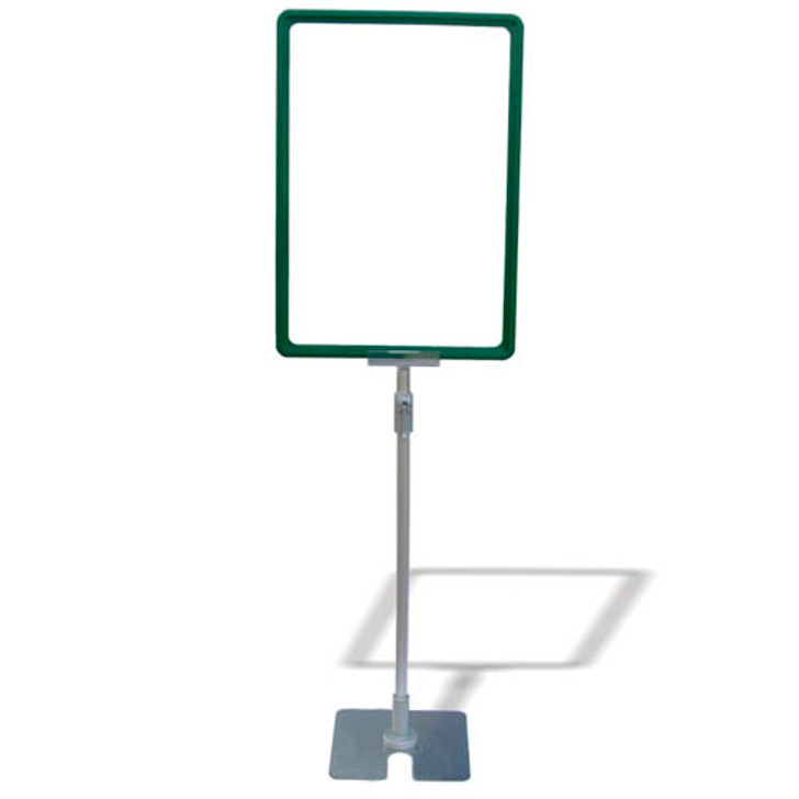 Telescopic Stand with frame (A4)