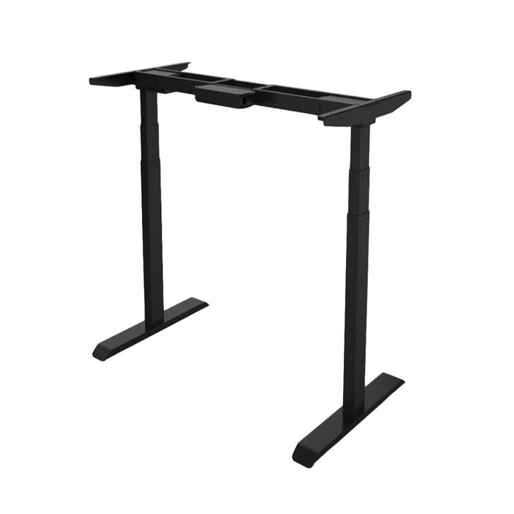Adjustable Standing Desk Frame - Black