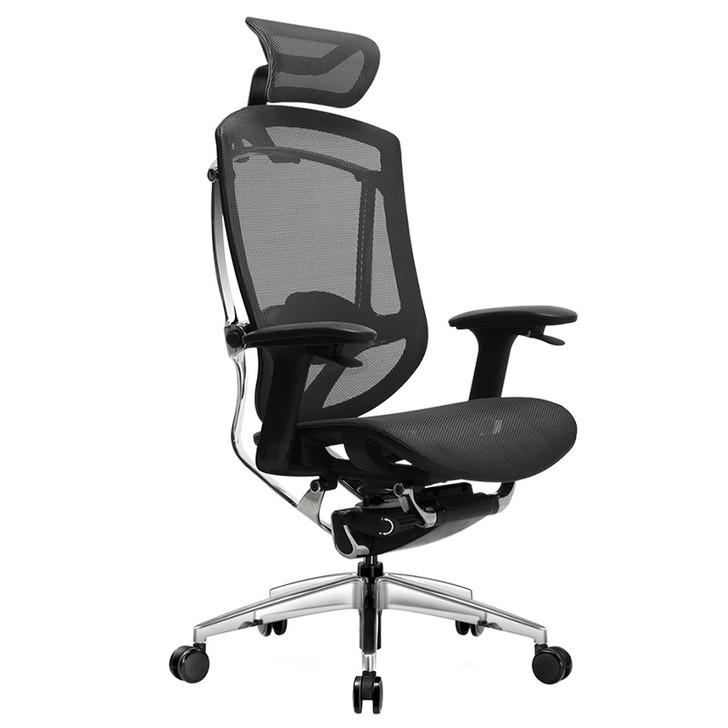 GT CHAIR Office Chair 07-35 Black