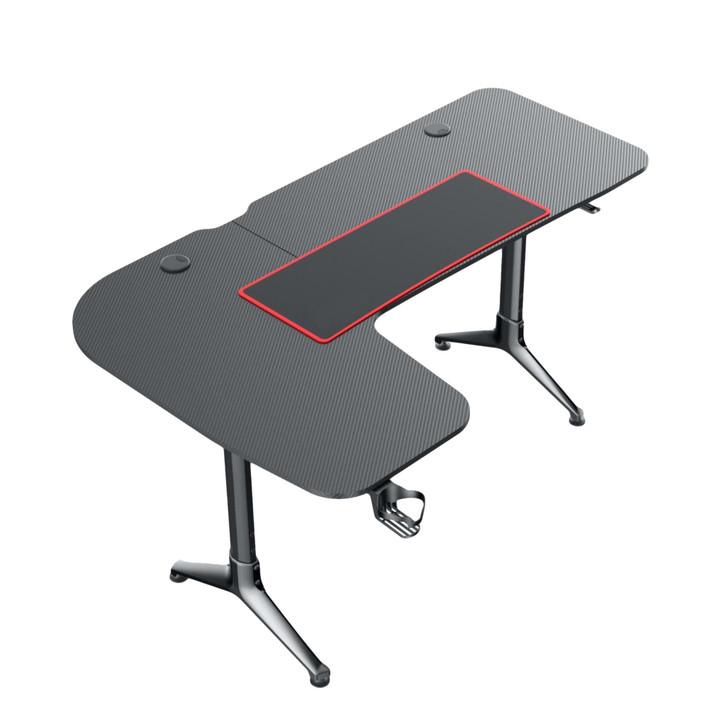 ErgoDC Ergonomic Corner Gaming Desk 1600mm
