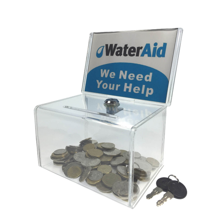 Charity Donation Box