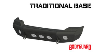 Traditional Base Front Bumper