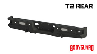 T2 Series Rear Bumper