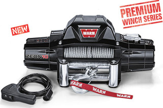 WARN Zeon 10 Winch #88990