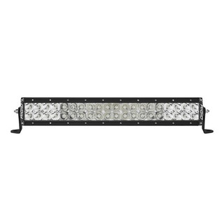 "Rigid 120313 E-Series - 20"" Bar - Spot/Flood Combo Pattern"