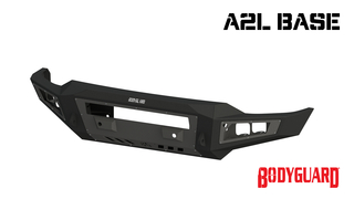 A2L Base Front Bumper (Non Winch)