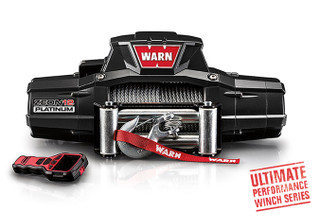 WARN ZEON 12 Platinum Winch #92820