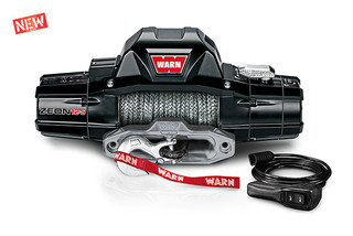 WARN ZEON 12-S Synthetic Winch #95950