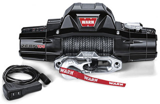 WARN Zeon 10-S Synthetic Winch #89611