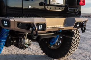 Jeep JL Front Bumper || Bodyguard Bumpers