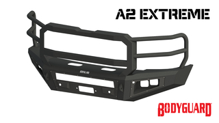 A2 Extreme Front Bumper (winch mount)