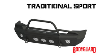 Traditional Sport Front Bumper