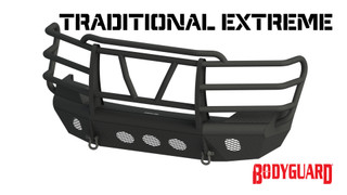 Traditional Extreme Front Bumper