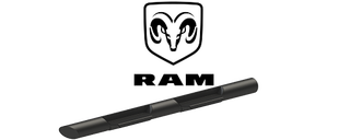 Ram Truck - Cab Length Pipe Steps