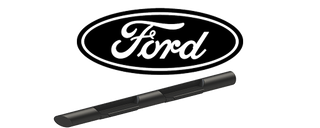 Ford Truck - Cab Length Pipe Steps