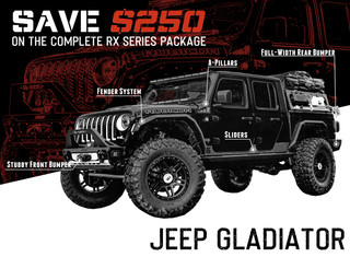 Jeep Gladiator RX Series - Complete Package