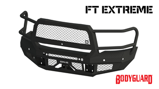 FT Series Front Bumper
